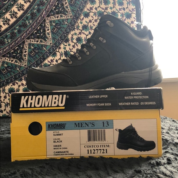 b4f8ce43fce7 Khombu Shoes